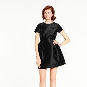 NWT Kate Spade Short Sleeve Embellished Dress